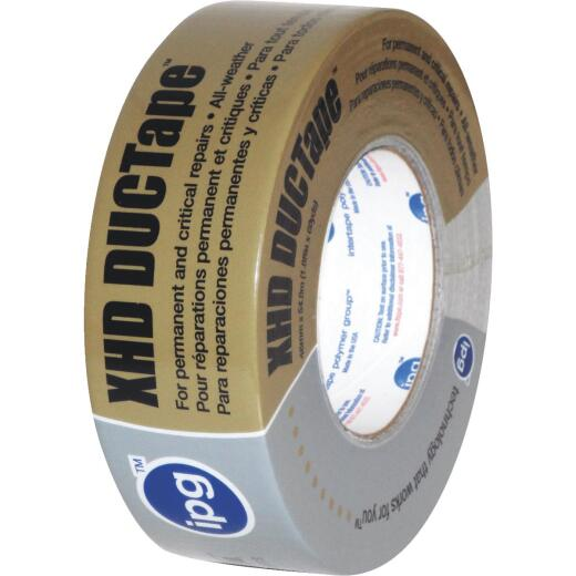 Intertape XHD DUCTape 2 In. x 60 Yd Duct Tape, Silver