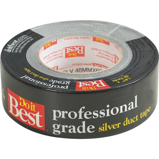 Do it Best 1.87 In. x 60 Yd. Professional Duct Tape, Silver