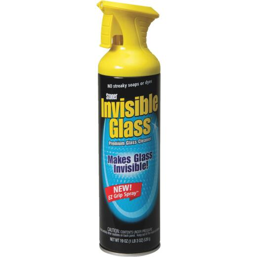 Stoner Invisible Glass 19 Oz. Glass Cleaner Aerosol